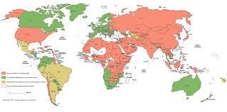 mapa geografico mundial
