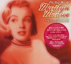 marilyn monroe cd