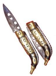 pocket knife collector