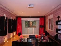 glass projector screen