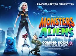 monster and aliens