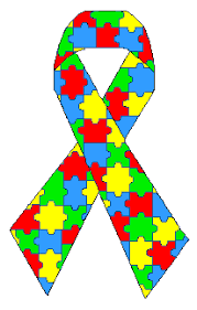 autism ribbon graphics