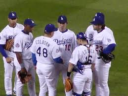 los angeles dodgers players
