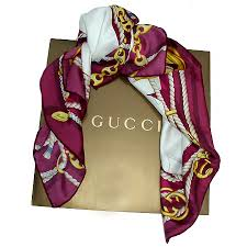 scarves gucci