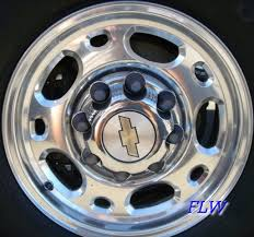 stock gmc wheels