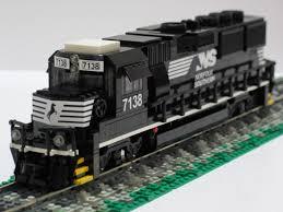 new lego trains