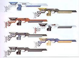 anschutz air rifles