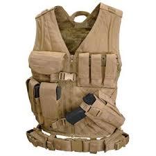condor crossdraw vest