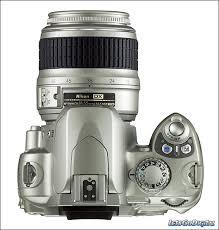 kamera nikon d40