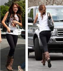 miley cyrus jeans