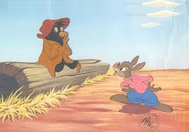 brer rabbit and tar baby