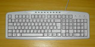 computer keyboard graphic