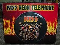 kiss telephone