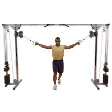cable machine gym
