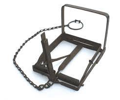 antique trap