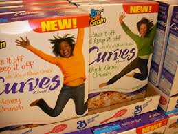 curves cereal