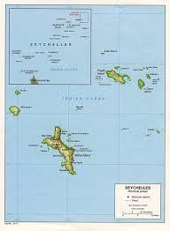 seychelle map