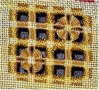 hardanger needlework