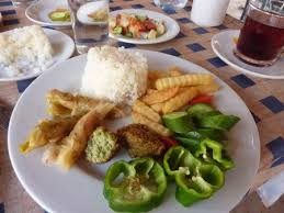 eating in egypt