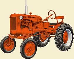 allis tractors
