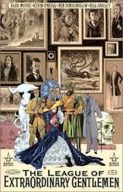 league of extraordinary gentlemen graphic novel
