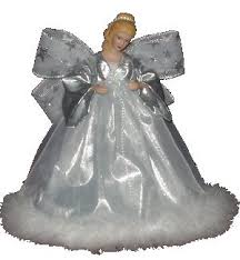 christmas tree fairy topper