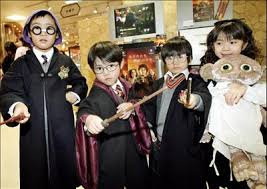 harry potter japan