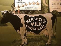 milton hershey chocolate