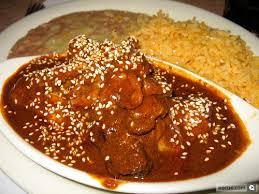 mole mexican food
