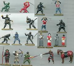 ninja miniature