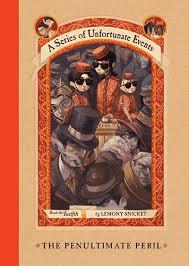 lemony snicket book 12