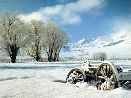 بعد از برف ریزان
