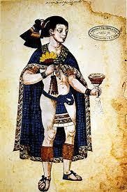 the aztecs clothing