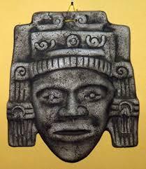 pre columbian masks
