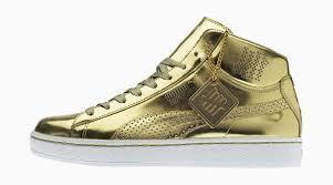 puma gold shoes