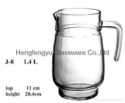 glass water jar