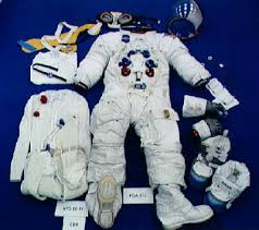apollo 11 space suits