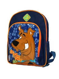 scooby doo back pack