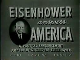 political campaign ad
