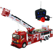 radio controlled fire engine