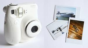 fuji instax polaroid