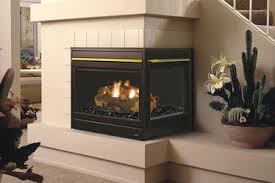 2 sided gas fireplaces