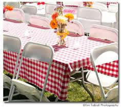 budget wedding reception
