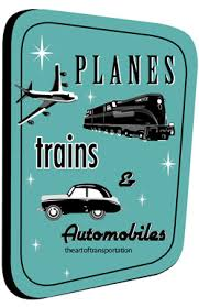 planes trains automobiles