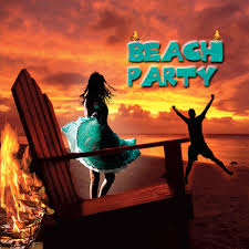 beach party picture