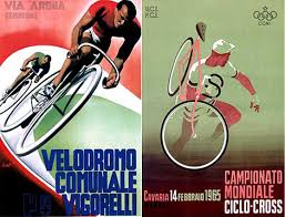 cycling posters vintage