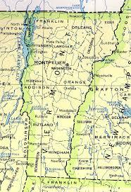 VT USGS Map