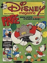 magazine disney