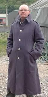 long army coat