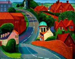 hockney paintings